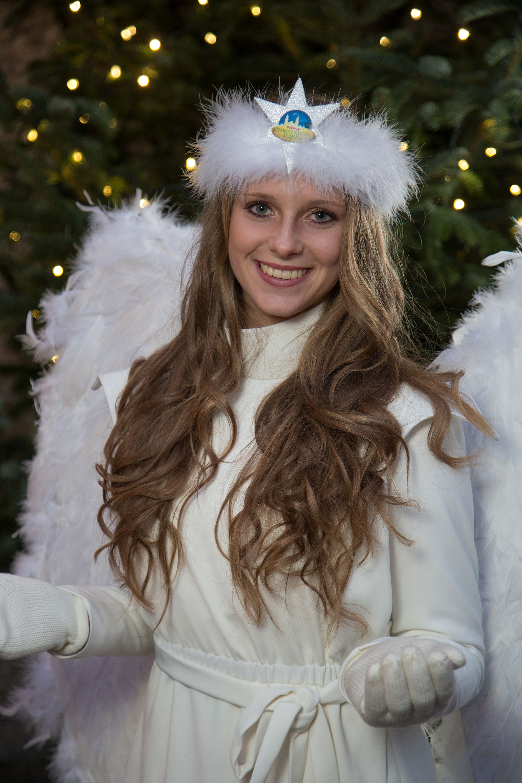 Salzburger Christkindlmarkt 2015 Engel  Kristin Baumgartner