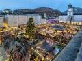Marktdesign & Sternenhimmel am Salzburger Christkindlmarkt