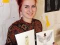 Celina Mayr, Siegerin , neues Design Christkkind und Engel