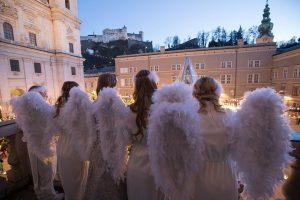 Salzburger Christkind Casting 2016