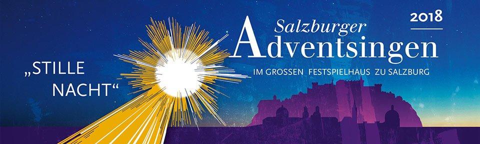 Salzburger Adventsingen Vorschau 2018