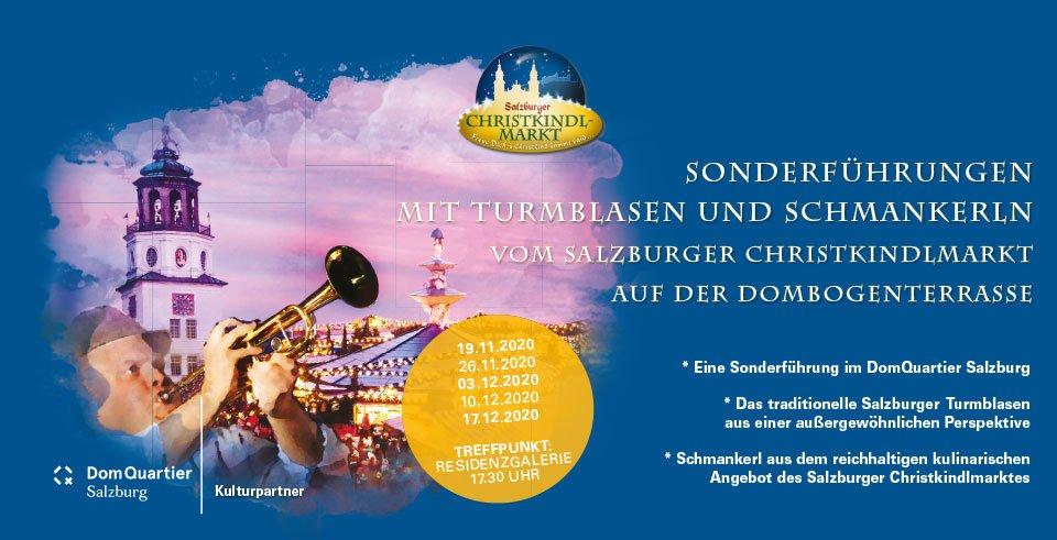 Kulturpartner DomQuartier Salzburg | Salzburger Christlmarkt am Dom- und Residenzplatz