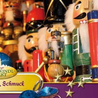 Salzburger Christkindlmarkt Dies & Das und Schmuck